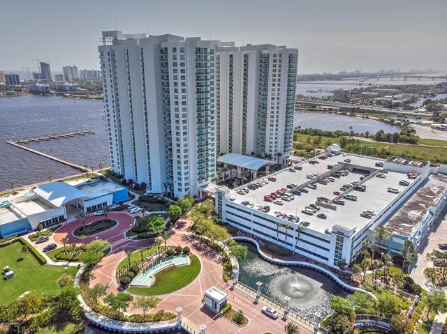 231 Riverside Drive #1401, Holly Hill, FL 32117 (MLS #1079324) :: NextHome At The Beach