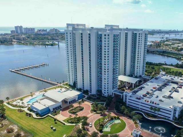 241 Riverside Drive #2204, Holly Hill, FL 32117 (MLS #1079326) :: NextHome At The Beach