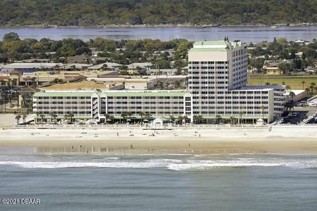 2700 N Atlantic Avenue #210, Daytona Beach, FL 32118 (MLS #1079335) :: NextHome At The Beach