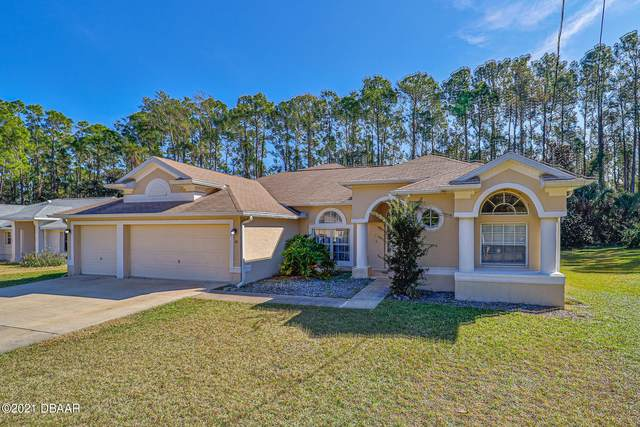 66 Pittman Drive, Palm Coast, FL 32164 (MLS #1079357) :: Team Zimmerman