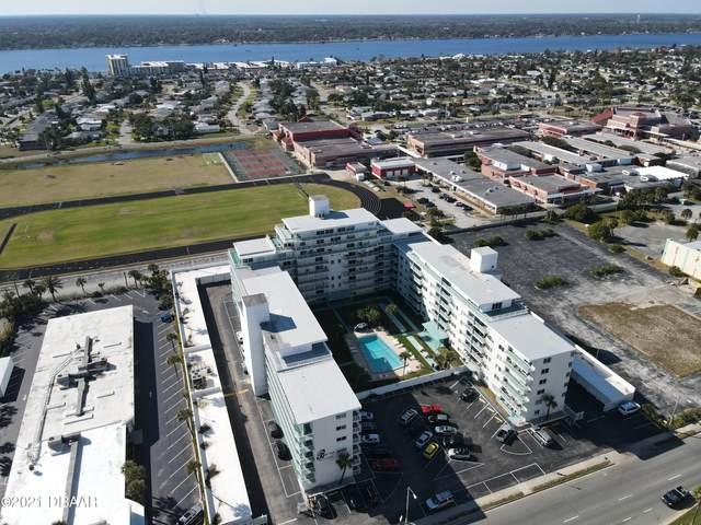 2727 N Atlantic Avenue #2190, Daytona Beach, FL 32118 (MLS #1079383) :: NextHome At The Beach