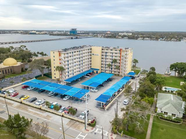 145 N Halifax Avenue #101, Daytona Beach, FL 32118 (MLS #1079393) :: NextHome At The Beach