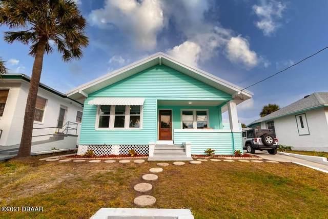 129 S Oleander Avenue, Daytona Beach, FL 32118 (MLS #1079406) :: NextHome At The Beach