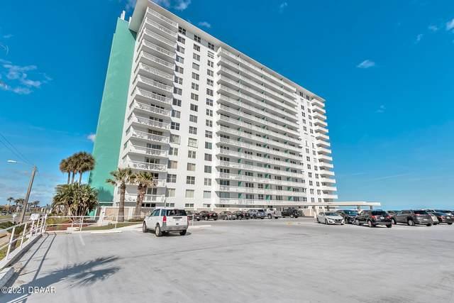 2800 N Atlantic Avenue #1410, Daytona Beach, FL 32118 (MLS #1079428) :: NextHome At The Beach