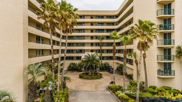4565 S Atlantic Avenue #5410, Ponce Inlet, FL 32127 (MLS #1079433) :: NextHome At The Beach