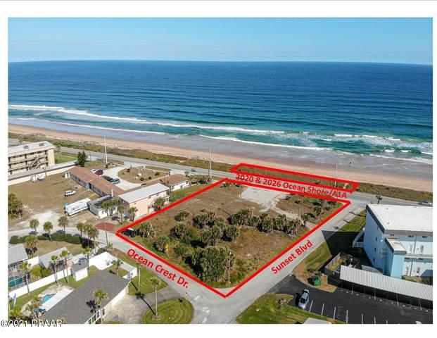2026 Ocean Shore Boulevard, Ormond Beach, FL 32176 (MLS #1079458) :: Cook Group Luxury Real Estate