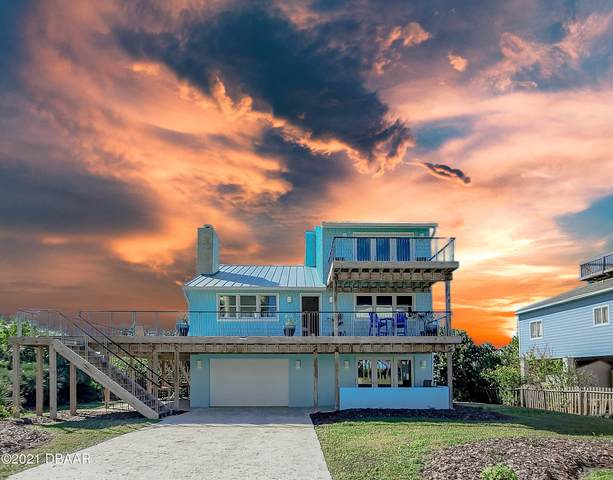 6966 S Atlantic Avenue, New Smyrna Beach, FL 32169 (MLS #1079470) :: NextHome At The Beach