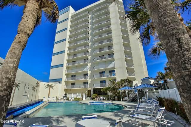 5207 S Atlantic Avenue #421, New Smyrna Beach, FL 32169 (MLS #1079474) :: NextHome At The Beach