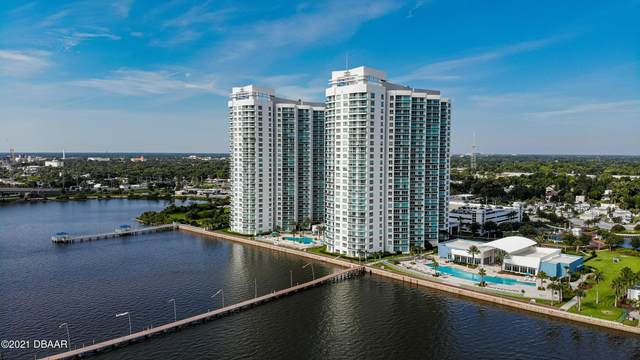 241 Riverside Drive #2101, Holly Hill, FL 32117 (MLS #1079482) :: NextHome At The Beach