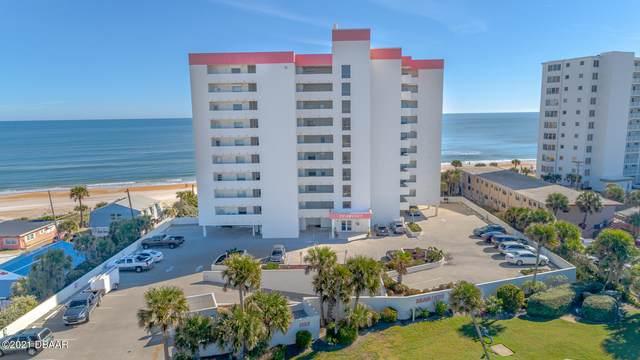 1183 Ocean Shore Boulevard #802, Ormond Beach, FL 32176 (MLS #1079485) :: NextHome At The Beach