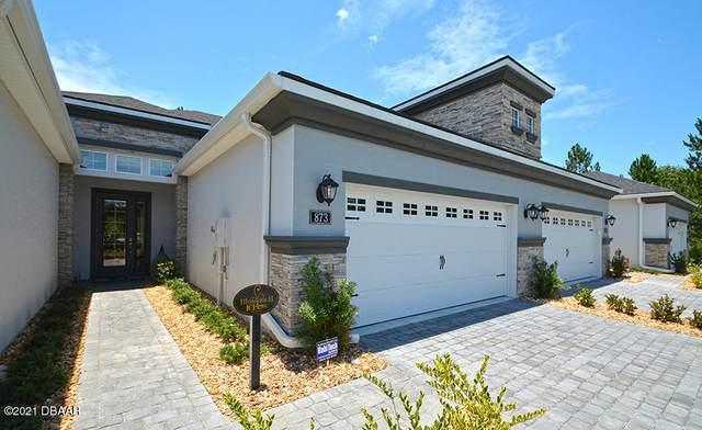5 Newhaven Lane, Ormond Beach, FL 32174 (MLS #1079492) :: NextHome At The Beach