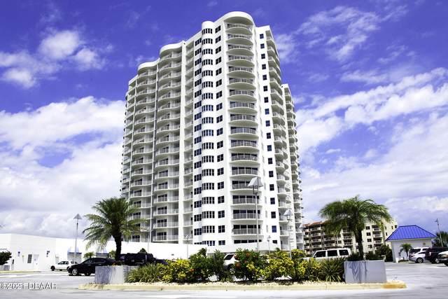 2 Oceans West Boulevard #600, Daytona Beach Shores, FL 32118 (MLS #1079511) :: Florida Life Real Estate Group
