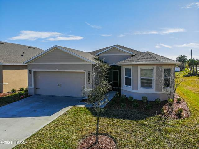 5349 Sandpine Haven Lane, Port Orange, FL 32128 (MLS #1079518) :: NextHome At The Beach