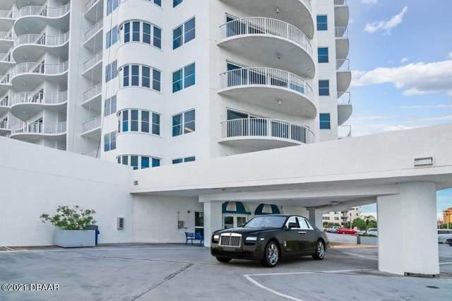 2 Oceans West Boulevard #307, Daytona Beach Shores, FL 32118 (MLS #1079525) :: Cook Group Luxury Real Estate