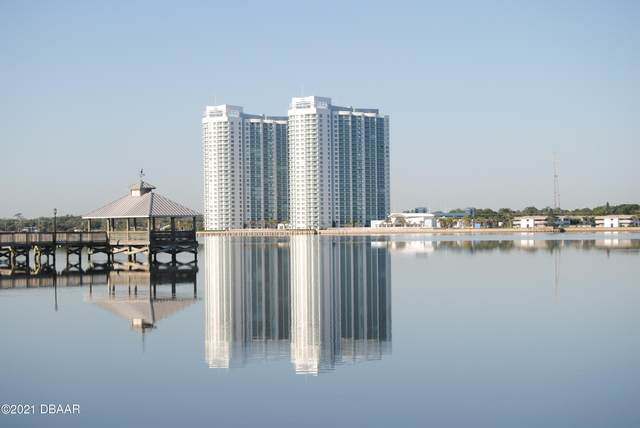 231 Riverside Drive #101, Holly Hill, FL 32117 (MLS #1079532) :: NextHome At The Beach