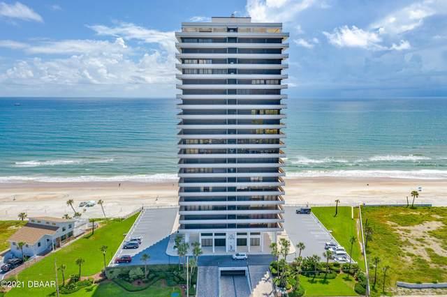 2200 N Atlantic Avenue #2101, Daytona Beach, FL 32118 (MLS #1079535) :: Cook Group Luxury Real Estate
