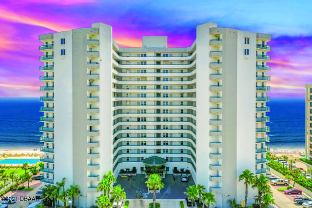 2055 S Atlantic Avenue #1408, Daytona Beach Shores, FL 32118 (MLS #1079537) :: Florida Life Real Estate Group