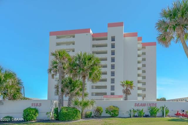 1183 Ocean Shore Boulevard #901, Ormond Beach, FL 32176 (MLS #1079542) :: NextHome At The Beach