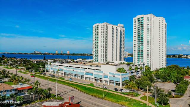 235 Riverside Drive #101, Holly Hill, FL 32117 (MLS #1079549) :: NextHome At The Beach