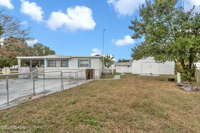 160 Center Street, Oak Hill, FL 32759 (MLS #1079565) :: NextHome At The Beach