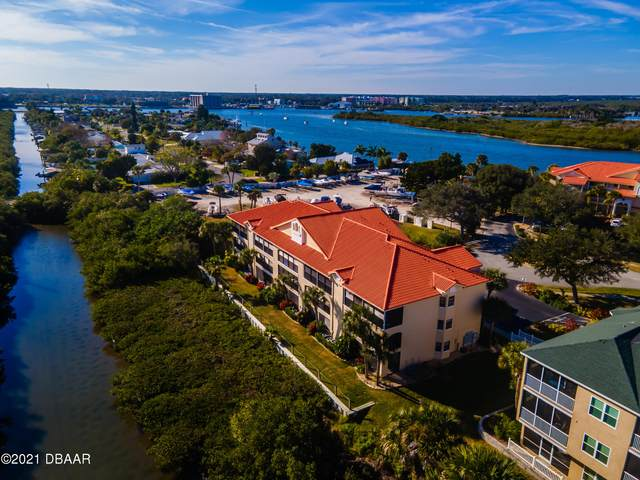 466 Bouchelle Drive #105, New Smyrna Beach, FL 32169 (MLS #1079566) :: NextHome At The Beach