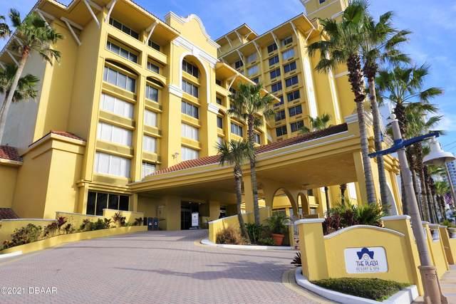 600 N Atlantic Avenue #919, Daytona Beach, FL 32118 (MLS #1079576) :: NextHome At The Beach