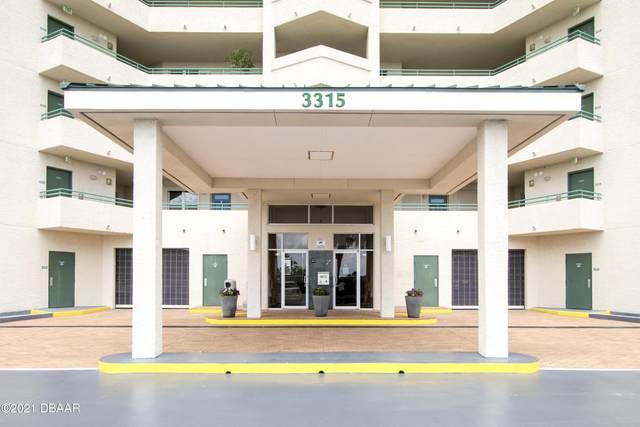 3315 S Atlantic Avenue #608, Daytona Beach Shores, FL 32118 (MLS #1079582) :: Florida Life Real Estate Group