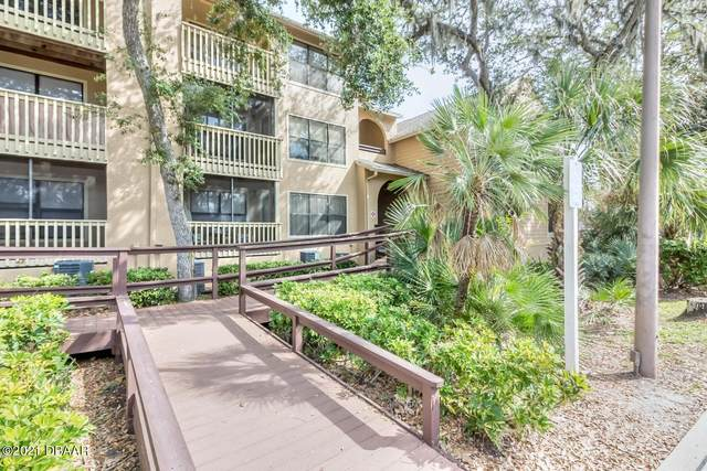 1401 S Palmetto Avenue #605, Daytona Beach, FL 32114 (MLS #1079583) :: NextHome At The Beach