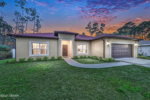 19 Reinhardt Lane, Palm Coast, FL 32164 (MLS #1079585) :: Cook Group Luxury Real Estate