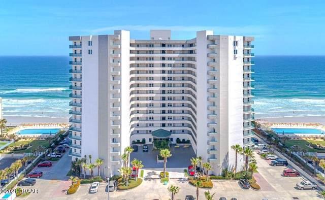 2055 S Atlantic Avenue #1003, Daytona Beach Shores, FL 32118 (MLS #1079614) :: NextHome At The Beach