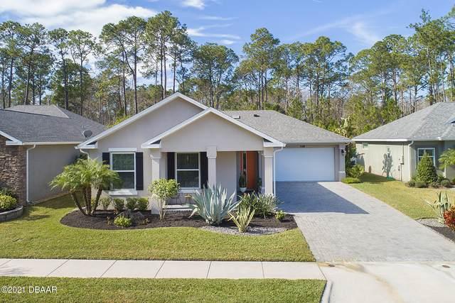 318 Leoni Street, New Smyrna Beach, FL 32168 (MLS #1079616) :: NextHome At The Beach