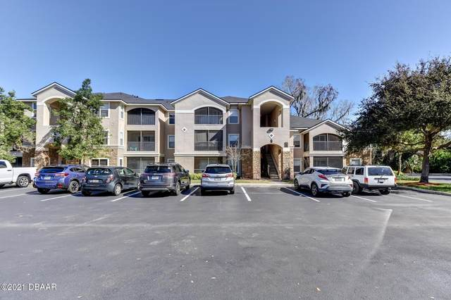 940 Village Trail 6-210, Port Orange, FL 32127 (MLS #1079618) :: Dalton Wade Real Estate Group