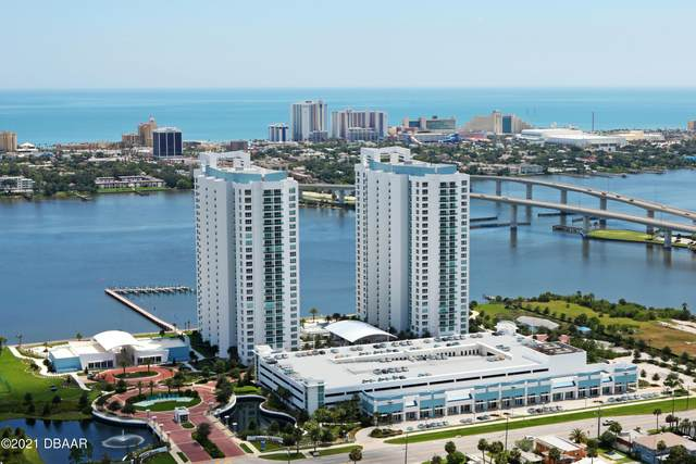 241 Riverside Drive #2201, Holly Hill, FL 32117 (MLS #1079634) :: NextHome At The Beach
