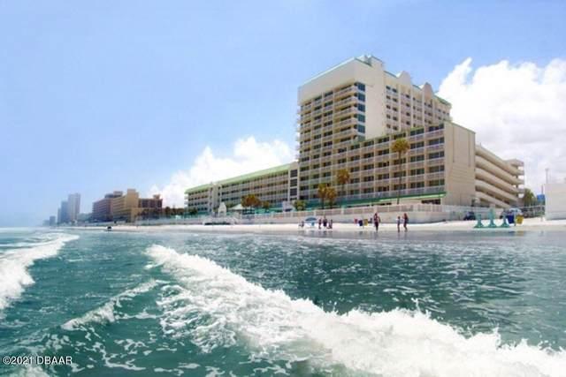 2700 N Atlantic Avenue #110, Daytona Beach, FL 32118 (MLS #1079637) :: Florida Life Real Estate Group