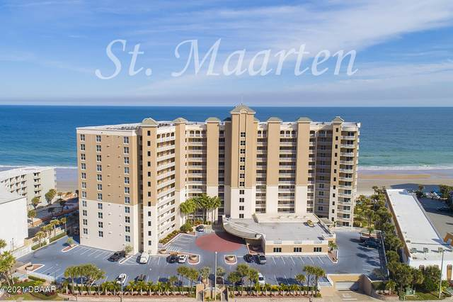 2403 S Atlantic Avenue #709, Daytona Beach Shores, FL 32118 (MLS #1079641) :: Florida Life Real Estate Group
