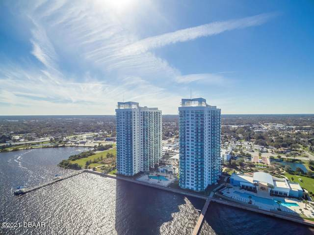 231 Riverside Drive 710-1, Holly Hill, FL 32117 (MLS #1079642) :: NextHome At The Beach
