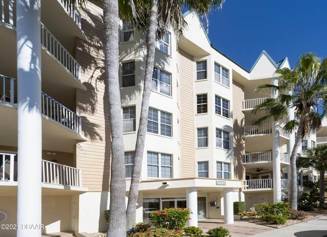 4626 Harbour Village Boulevard #3208, Ponce Inlet, FL 32127 (MLS #1079669) :: NextHome At The Beach