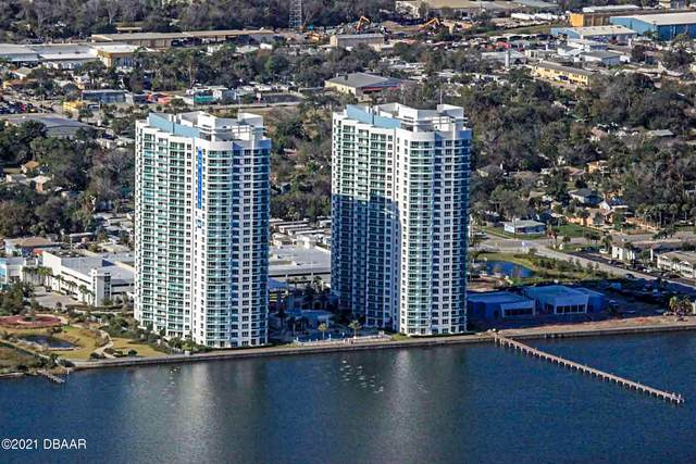 231 Riverside Drive 1608-1, Holly Hill, FL 32117 (MLS #1079672) :: NextHome At The Beach