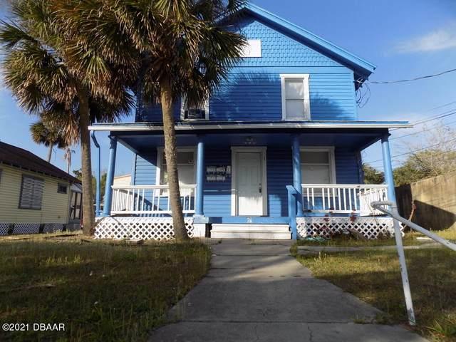 28-26 S Hollywood Avenue, Daytona Beach, FL 32118 (MLS #1079701) :: Florida Life Real Estate Group