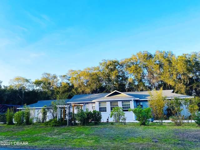 2561 Glen Drive, New Smyrna Beach, FL 32168 (MLS #1079702) :: Florida Life Real Estate Group