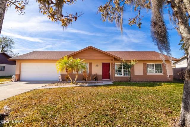 363 Bent Oak Drive, Port Orange, FL 32127 (MLS #1079721) :: NextHome At The Beach