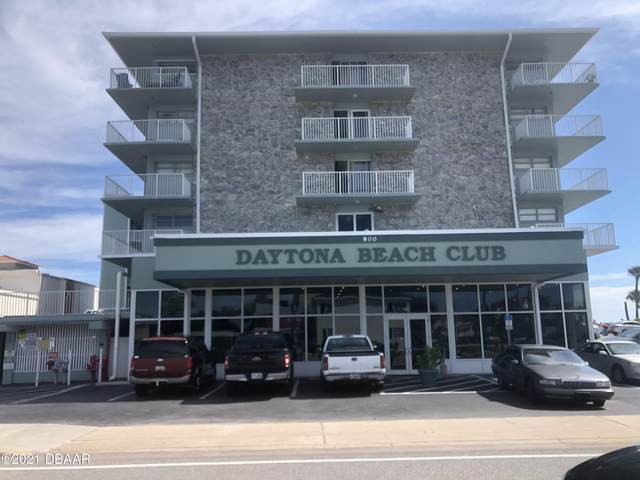 800 N Atlantic Avenue #619, Daytona Beach, FL 32118 (MLS #1079740) :: Florida Life Real Estate Group