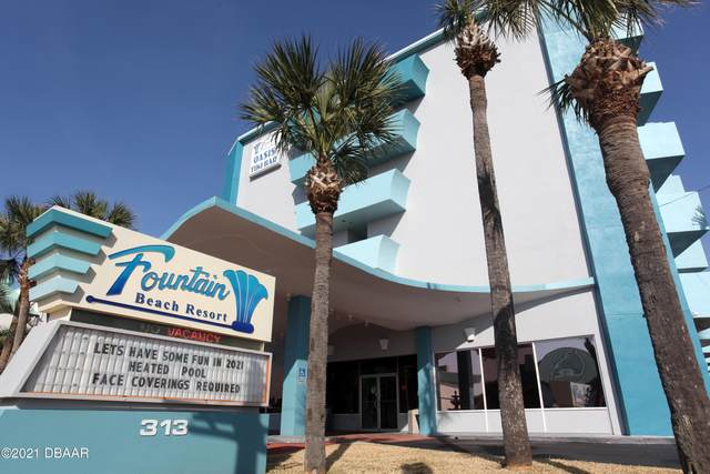 313 S Atlantic Avenue #4160, Daytona Beach, FL 32118 (MLS #1079748) :: NextHome At The Beach
