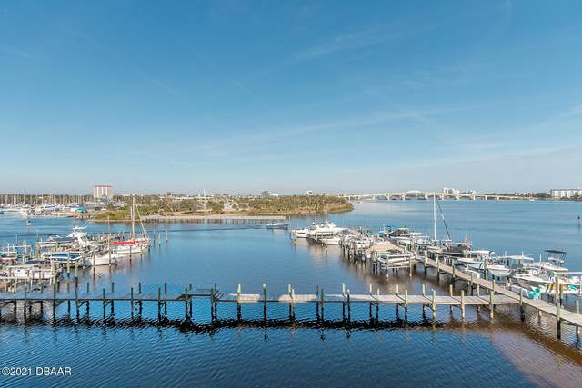 644 Marina Point Drive #644, Daytona Beach, FL 32114 (MLS #1079760) :: Florida Life Real Estate Group
