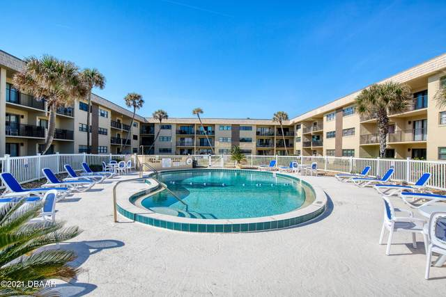 2100 Ocean Shore Boulevard #1010, Ormond Beach, FL 32176 (MLS #1079761) :: NextHome At The Beach