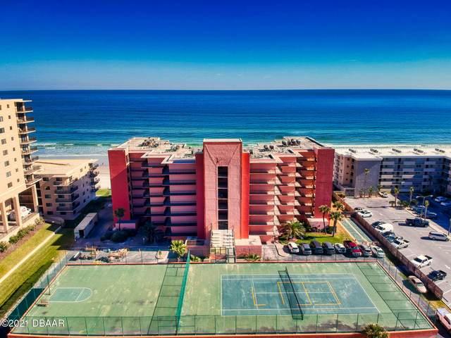 4141 S Atlantic Avenue #504, New Smyrna Beach, FL 32169 (MLS #1079786) :: Florida Life Real Estate Group