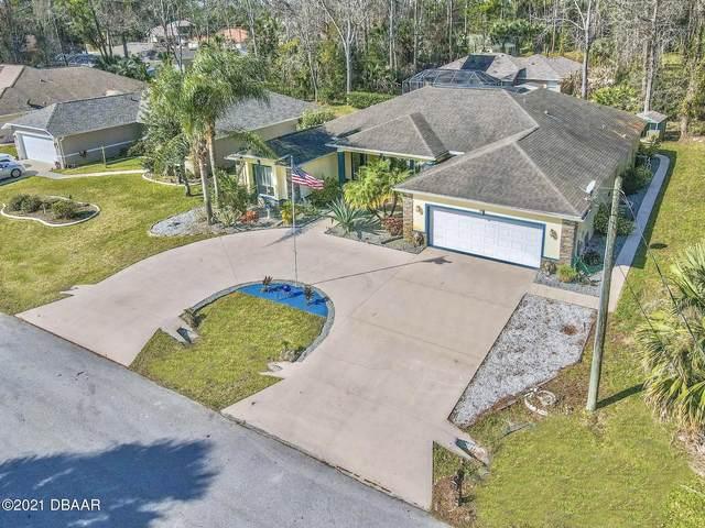 8 Fenhill Lane, Palm Coast, FL 32137 (MLS #1079788) :: NextHome At The Beach