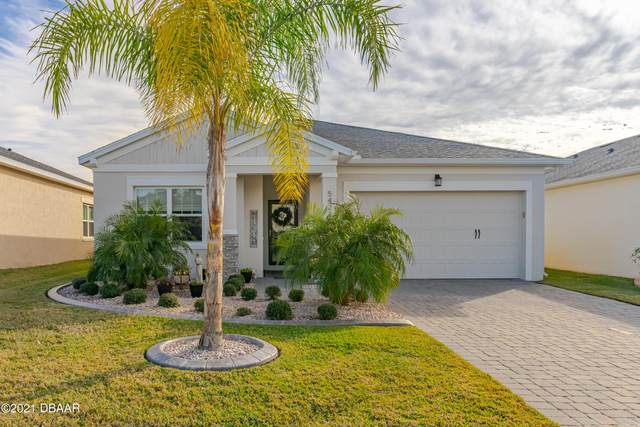 5421 Hutchinson Street, Port Orange, FL 32128 (MLS #1079789) :: NextHome At The Beach