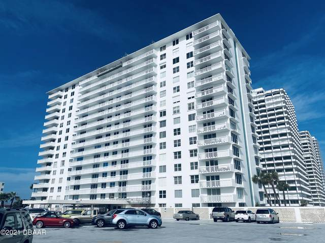 2800 N Atlantic Avenue #108, Daytona Beach, FL 32118 (MLS #1079801) :: NextHome At The Beach