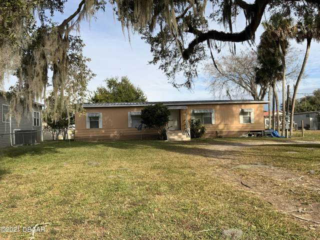 108 Indian Creek Road, Oak Hill, FL 32759 (MLS #1079822) :: NextHome At The Beach